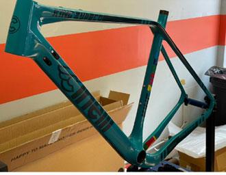 Cinelli King Zydeco Custom Build Bike
